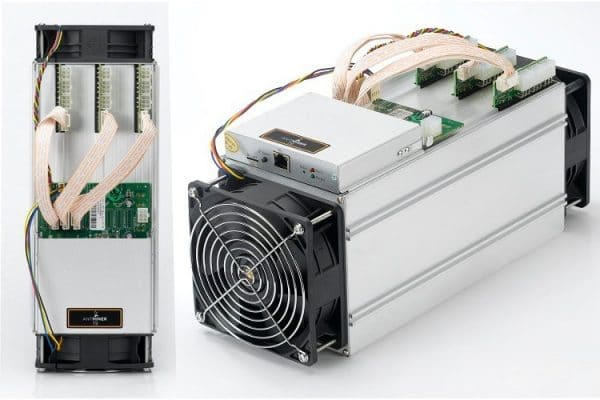 Antminer T9-12.5TH/s