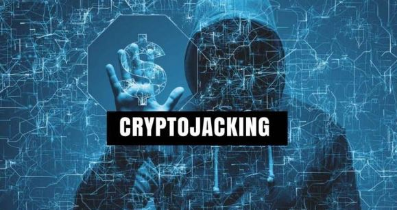 التعدين الخفي أو (crypto-jacking)