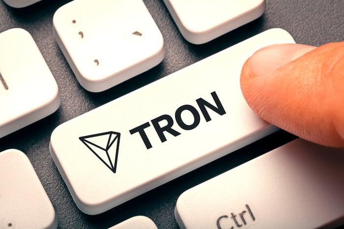 الترون TRX