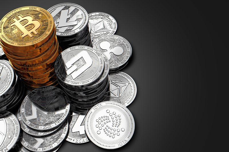 اخلط العملات الرقمية دائمًا