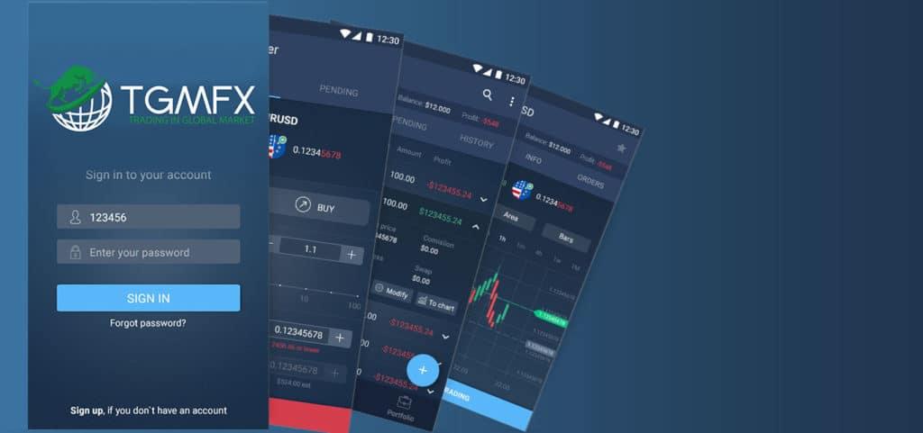 TGMFX .. أفضل توصيات تداول العملات عبر الإنترنت