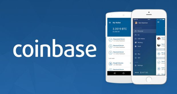 منصة كوين بيس Coinbase