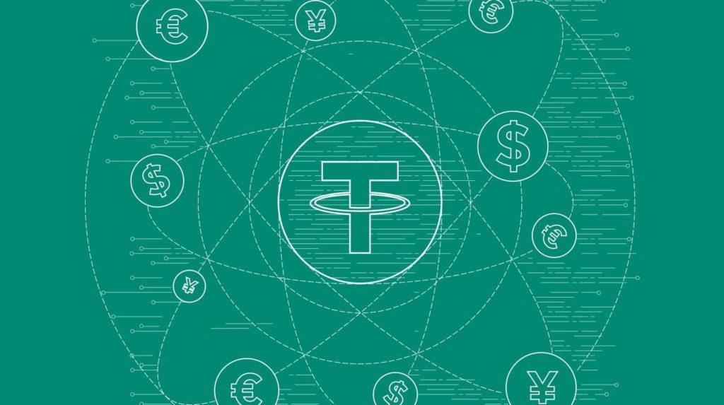 التيثير USDT أفضل العملات المستقرة في العالم