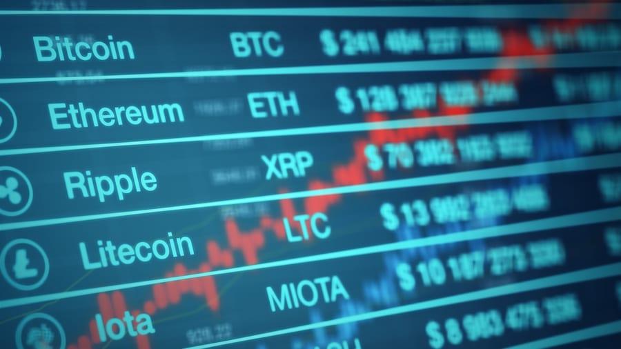 بورصة تداول العملات الرقمية Binance في المقدمة
