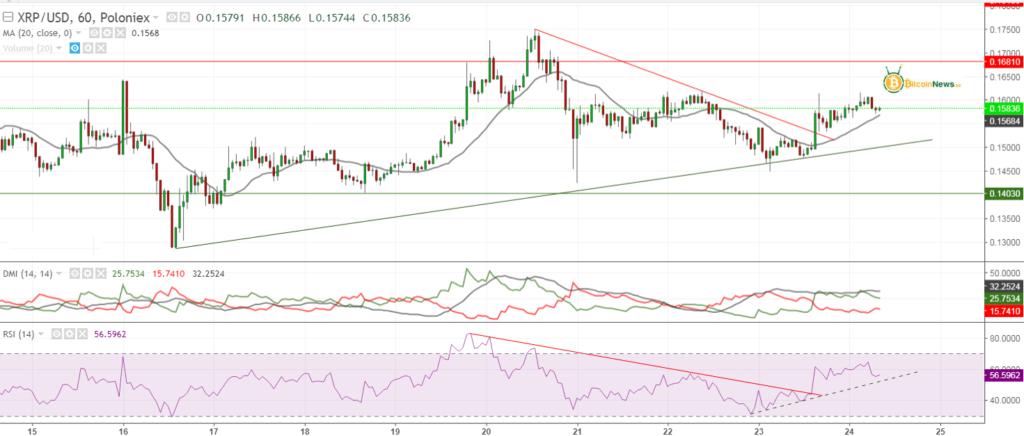 تحليل الريبل اليوم مقابل الدولار 24 مارس