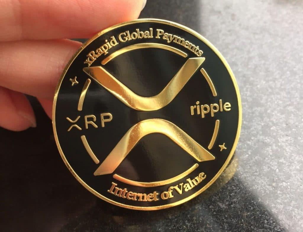 عملة الريبل (XRP)