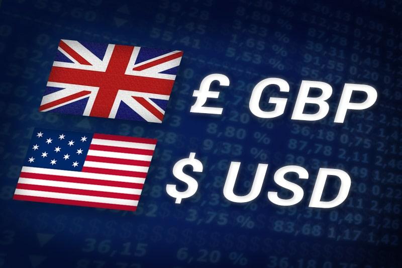 الجنيه الإسترليني مقابل الدولار الأمريكي